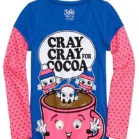 Cocoa Graphic 2fer Tee   Girls Graphic Tees Clothes   Shop Justice