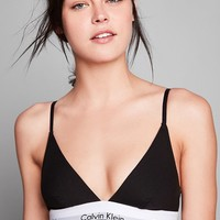 Calvin Klein Modern Cotton Triangle Bra