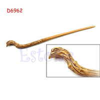 Free Shipping Collection Wizard Harry Potter Magic Wand Without LED Deathly Hallows Hogwarts Gift