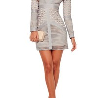 Missguided Lace Body-Con Dress | Nordstrom