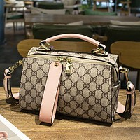 New Fashion More Letter  Leather Shoulder Bag Crossbody Bag Handbag