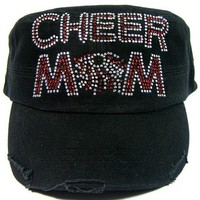 Sports Bling Hat - Cheer 1