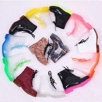 Colorful Fashion Boots - 11 Colors