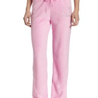 Hello Kitty Juniors Snuggly Embroidered Solid Pant