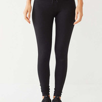 Out From Under Lace-Up Waistband Legging | Urban Outfitters
