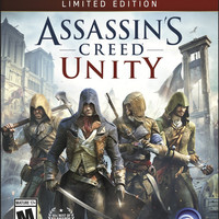 Assassin's Creed Unity - Day 1 Edition - Xbox One (New)