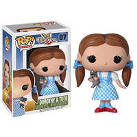 Funko POP! Wizard of Oz - Vinyl Figure - DOROTHY with Toto (4 inch): BBToyStore.com - Toys, Plush, Trading Cards, Action Figures & Games online retail store shop sale
