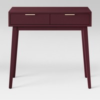 Hafley Two Drawer Console Table - Project 62™