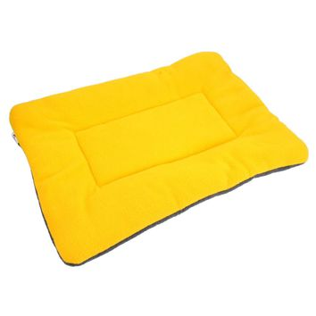 Pad Mat Cushion for Pet Yellow