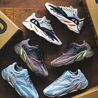 Adidas Yeezy Boost 700 Men and Women's  Sneakers Shoes