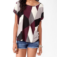 Colorful Mosaic Top