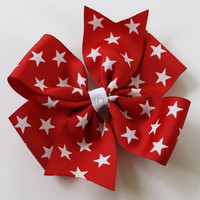 Extra Large Fourth of July Pinwheel Basic by SaraOlsenDesigns