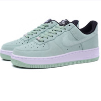 """Nike ""Low to help men's shoes air force  sandals leisure sports shoes Mint green"