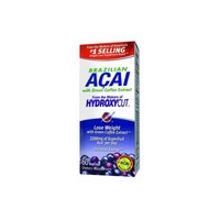 Hydroxycut Brazilian Acai with Green Coffee Extract, 60 Veg Caps (Best Before Date 30 Sep 2014)