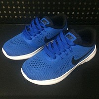 NIKE Girls Boys Children Baby Toddler Kids Child Durable Breathable Sneakers Sport Shoes