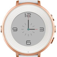 Pebble Time Round   Pebble Smartwatch   Smartwatch for iPhone & Android