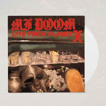 MF Doom - Live From Planet X LP