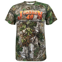 Jimmie Johnson Chase Authentics Realtree Camo T-Shirt