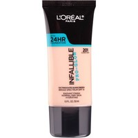 L'Oreal Paris Infallible Pro Glow Foundation with SPF 15 - Walmart.com