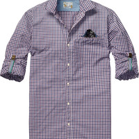 shirt with suspenders - Scotch & Soda