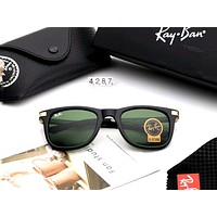 RayBan tide brand men and women polarized color film driving sunglasses #6