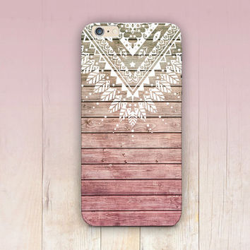 Lace Wood Print Phone Case - iPhone 6 Case - iPhone 5 Case - iPhone 4 Case - Samsung S4 Case - iPhone 5C - Tough Case - Matte Case - Samsung