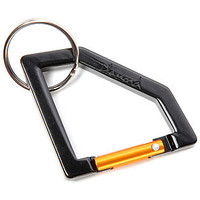 Diamond Supply Co. The Carabiner Rock Keychain in Black and Gold : Karmaloop.com - Global Concrete Culture