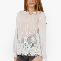 Dream Cream Top