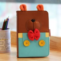Adorable Bear Notebook Stationery
