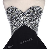 Shiny Sequins New Homecoming Beaded Dresses Short Cocktail Party Prom Ball Gowns
