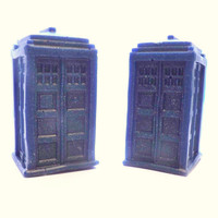 Doctor Who 2 Tardis Soap with Gift Tin; Geekery, Christmas Stocking Stuffers or Birthday Gifts;  Whovian, Dr Who Fans, Science Fiction