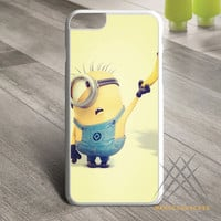 despicable me minions banana cute Custom case for iPhone, iPod and iPad