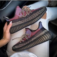 "Adidas Yeezy Boost V2 350 ""Yecheil"" Casual Men's and Women's Sports Running Shoes"