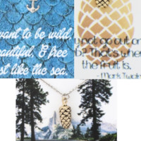Charms | Free Spirit Necklaces