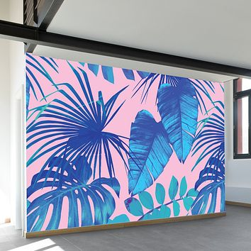 Miami Palms Wall Mural