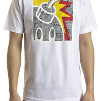 SHOP THE HUNDREDS | The Hundreds: Geo Square Adam T-shirt