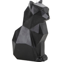 Pyro Pet Kisa Black Skeleton Cat Candle