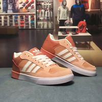 """""""Adidas"""" Fashion Casual Multicolor  Breathable Women Plate Shoes Sneakers"""