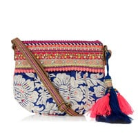 Ferne Mini Pouch Across Body Bag | Multi | Accessorize