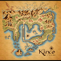 Kanto Map Art Print by MeleeNinja