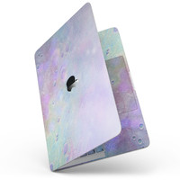"""The Tie-Dye Cratered Moon Surface - 13"""" MacBook Pro without Touch Bar Skin Kit"""