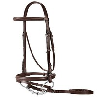Suffolk™ Flash Bridle | Dover Saddlery