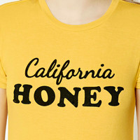 California Honey Tee