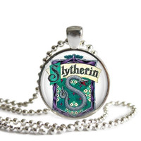 Harry Potter Slytherin Necklace