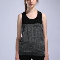 Running Vests Jogging Lady Summer Sexy Blackless Women Running Tank Tops Quick Dry Loose Gym Fitness Sport Sleeveless Vest for Training vest KO_11_1