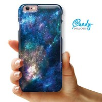 """Vector Space iPhone 6 Plus or 6s Plus (5.5"""" iPhone) Ultra Gloss Candy Shell Case"""