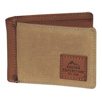 Buxton Expedition II Huntington Gear RFID Front Pocket Slimfold Wallet