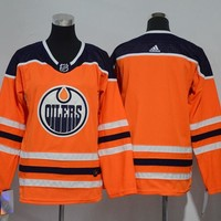 Edmonton Oilers Youth Replica Home Jersey