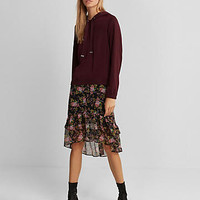 EXPRESS ONE ELEVEN TOPS