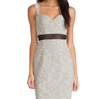 Paper Crown by Lauren Conrad Canal Dress in Taupe